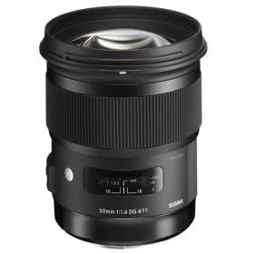 Obiettivo Sigma 50mm F1.4 DG HSM (A) Art (Nikon)