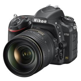 Fotocamera Digitale Reflex Nikon D750 Kit + 24-120mm Nikon VR