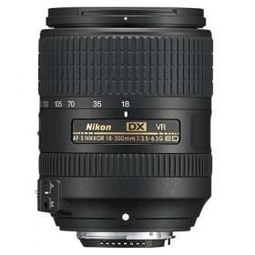 Obiettivo Nikon Nikkor AF-S DX 18-300mm f/3.5-6.3G ED VR