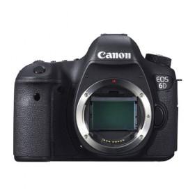 Fotocamera Digitale Reflex Canon EOS 6D Body (Solo Corpo Macchina) Black