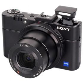 Fotocamera Compatta Sony Cyber-shot DSC-RX100 Mark III DSCRX100M3 Black