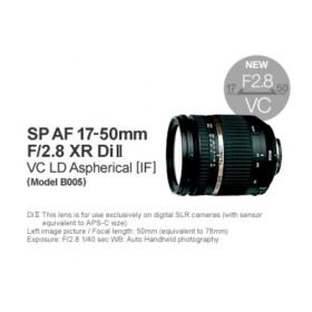 Obiettivo Tamron SP 17-50mm f/2.8 XR Di II VC (Nikon)
