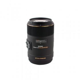 Sigma MACRO 105mm F2.8 EX DG OS HSM (Canon)