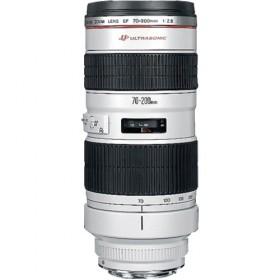 Obiettivo Canon EF 70-200mm f/2.8 L USM