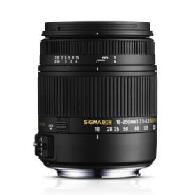 Obiettivo Sigma 18-250mm f/3.5-6.3 DC MACRO OS HSM (Nikon)