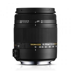 Obiettivo Sigma 18-250mm f/3.5-6.3 DC MACRO OS HSM (Nikon) Garanzia Italia 3 anni