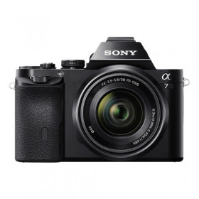 Sony A7 (Alpha 7) Kit 28-70mm ILCE-7KB Black