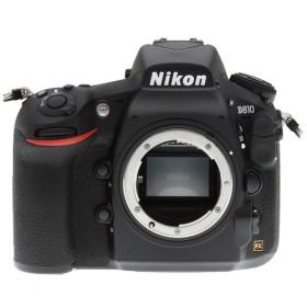Fotocamera Digitale Reflex Nikon D810 Body (Solo Corpo Macchina) Black
