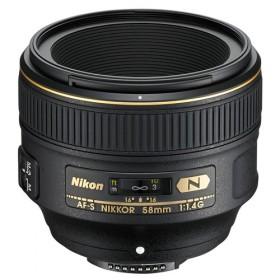 Obiettivo Nikon AF-S Nikkor 58mm f/1.4G