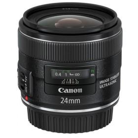 Obiettivo Canon EF 24mm F 2.8 IS USM