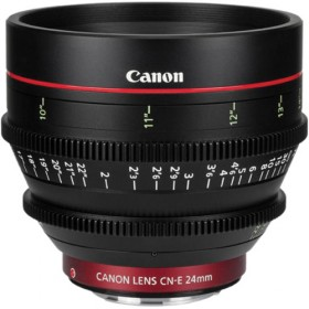 Canon CN-E 24mm T1.5 L F