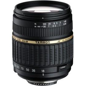 Obiettivo Tamron AF 18-200mm f/3.5-6.3 XR Di II (Nikon)