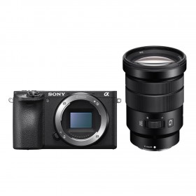 Fotocamera Mirrorless Sony A6500 ILCE-6500 Kit 18-105mm Black