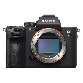 Fotocamera Mirrorless Sony A7R III A Body (Solo Corpo) ILCE-7RM3A Black (ENG)