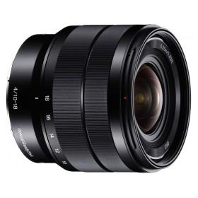 Obiettivo Sony SEL1018 E 10-18mm F4 e-mount
