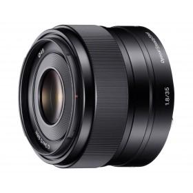Obiettivo Sony E 35mm f/1.8 OSS SEL35F18