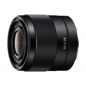 Obiettivo Sony FE 28mm F2 (SEL28F20)