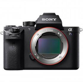 Fotocamera Mirrorless Sony A7S II Body Black Garanzia italia