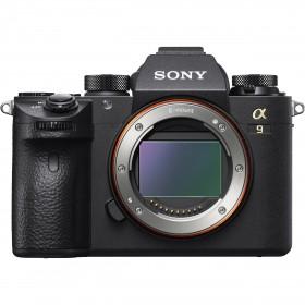 Fotocamera Mirrorless Sony A9 Body (Solo Corpo) ILCE-9 Black (Menù Inglese)