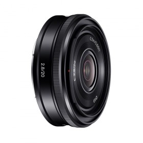 Sony SEL20F28 E 20mm F2.8