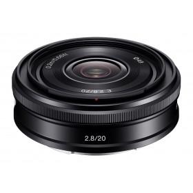 Obiettivo Sony E 20mm f/2.8
