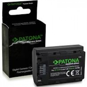 Batteria PATONA Premium compatibile Sony NP-FZ100 A9/A7III/A7RIII/A6600