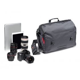Manfrotto Messenger Manhattan Speedy-30 per DSLR/CSC