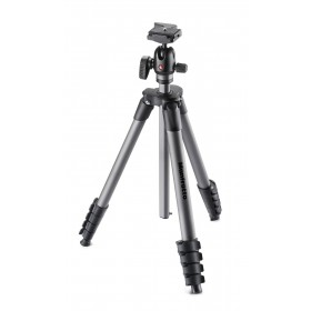 Manfrotto treppiede Compact Advanced con testa a sfera