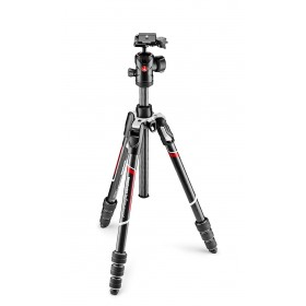 Manfrotto Befree Advanced Twist in carbonio
