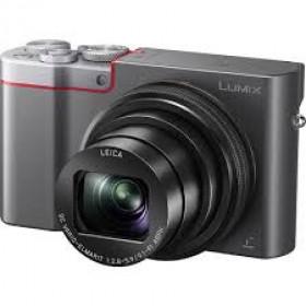 Fotocamera Digitale Compatta Panasonic LUMIX DMC-TZ100 Silver Garanzia FOWA 4 anni✔