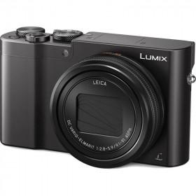 Fotocamera Digitale Compatta Panasonic LUMIX DMC-TZ100 Black Garanzia FOWA 4 anni✔