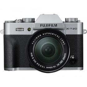 Fotocamera Mirrorless Fujifilm Finepix X-T20 Kit 16-50mm Silver Garanzia Fujifilm Italia
