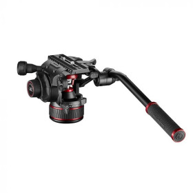 Manfrotto Testa video fluida Nitrotech 608