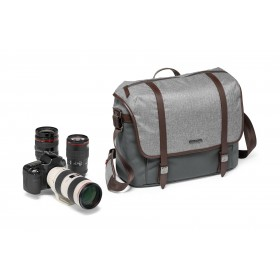 Manfrotto Borsa messenger media Windsor per reflex e laptop
