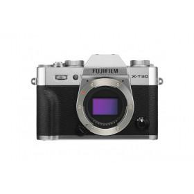 Fujifilm X-T30 Body Silver Garanzia Fujifilm Italia