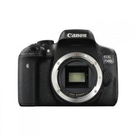 Fotocamera Digitale Reflex Canon EOS 750D Body (Solo Corpo Macchina) Black