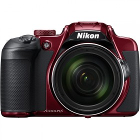 Fotocamera Bridge Nikon Coolpix B700 Red
