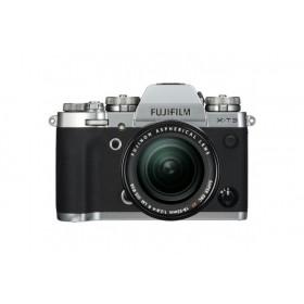 Fotocamera Mirrorless Fujifilm Finepix X-T3 Kit XF 18-55mm SILVER Garanzia Fujifilm Italia