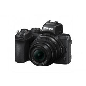 Fotocamera Nikon Z50 + Nikkor Z DX 16-50mm F/3.5-6.3 VR + FTZ adapter (ENG)
