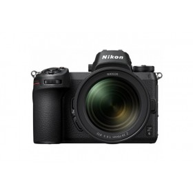 Fotocamera Mirrorless Nikon Z6 + 24-70mm F4.0 + FTZ adapter