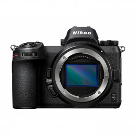 Fotocamera Mirrorless Nikon Z7 Body Menù Inglese