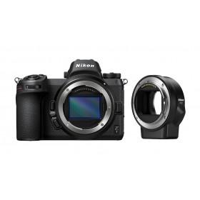Fotocamera Mirrorless Nikon Z7 Body + FTZ Menù Inglese