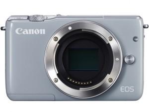Fotocamera Mirrorless Canon EOS M10 Body (Solo Corpo) Grey