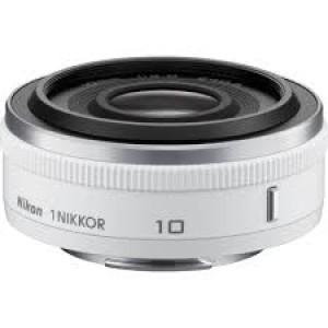 Nikon 1 NIKKOR 10mm f/2.8 (bulk) White