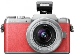 Panasonic Lumix DMC-GF8K Kit (12-32) Pink
