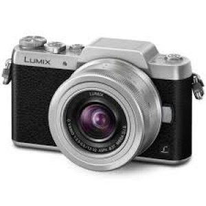 Panasonic Lumix DMC-GF8K Kit (12-32) Silver