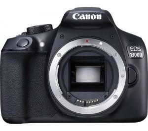 Fotocamera Digitale Reflex Canon EOS 1300D Body(Solo Corpo Macchina) Black