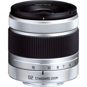 Obiettivo Pentax-02 Standard Zoom 5-15mm F2.8-4.5