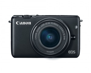 Fotocamera Mirrorless Canon EOS M10 Kit EF-M 15-45mm Black