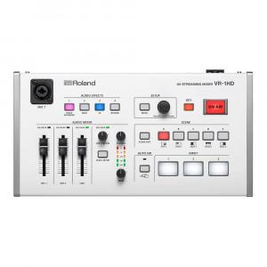 Roland VR-1HD mixer streaming AV
